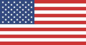 アメリカ 国旗 星の数